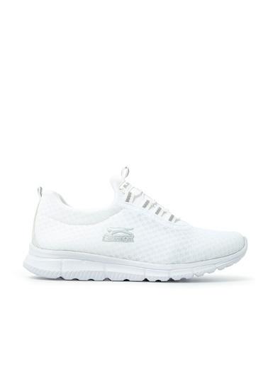 Slazenger Slazenger ALBUS I Koşu & Yürüyüş Kadın Ayakkabı  Beyaz
